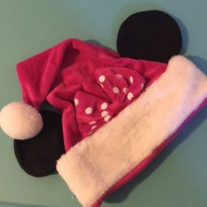 Accessories - Mini mouse Christmas hat 🤶🏻🎄